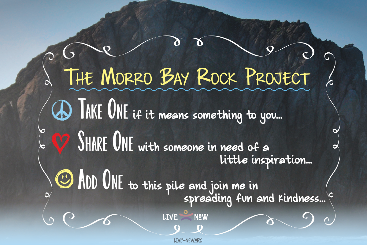 Morro Rock Project Sign